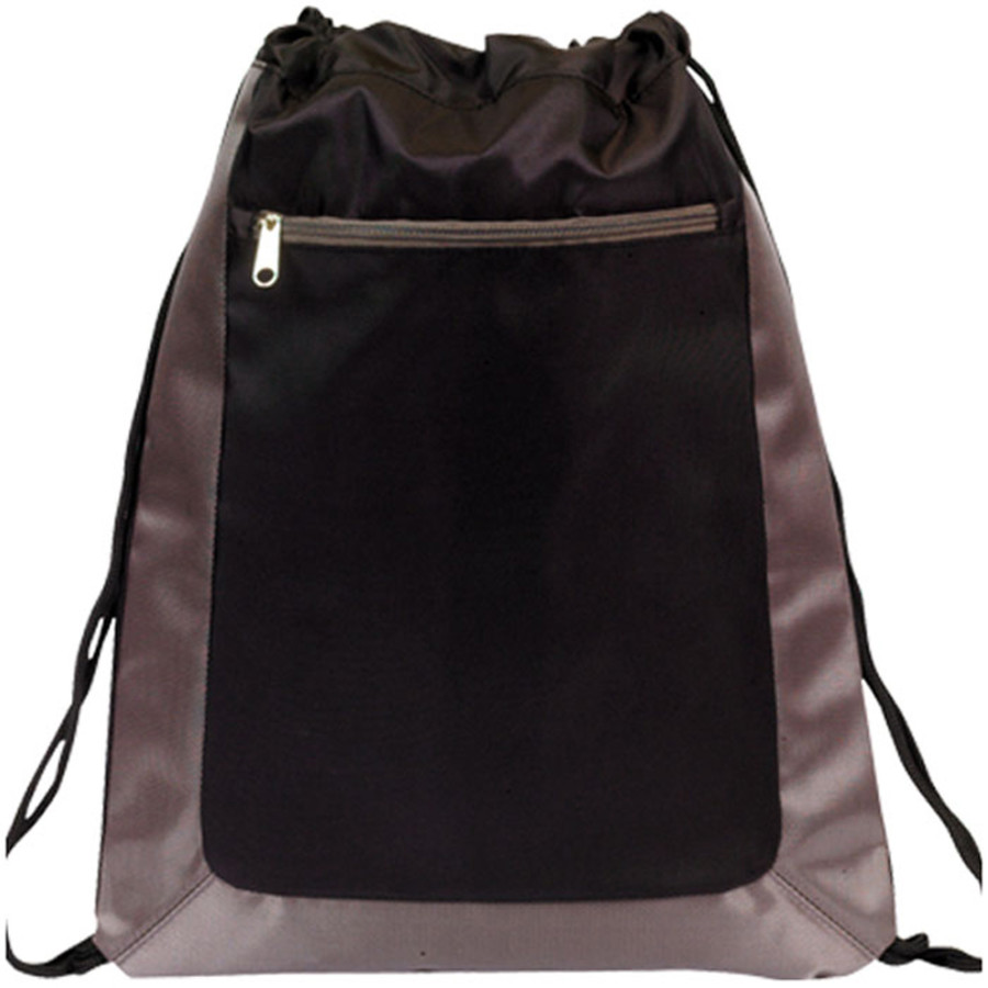 da916491dc71 Two Tone Drawstring Backpack