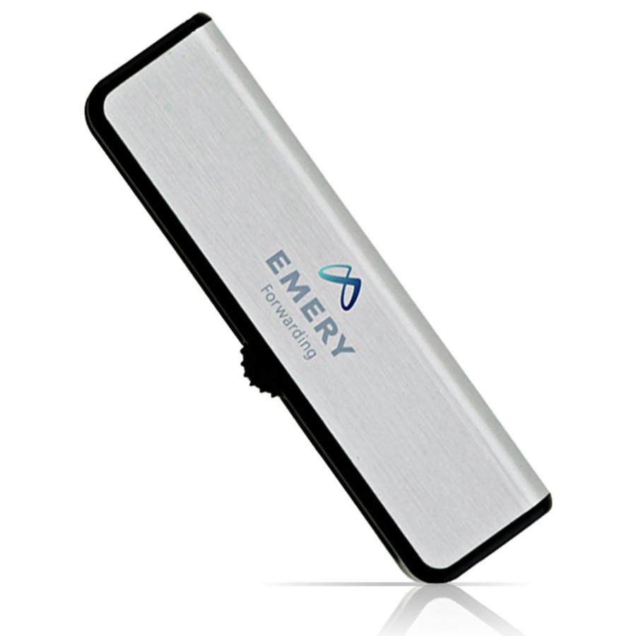 2 GB Retractable USB Flash Drives