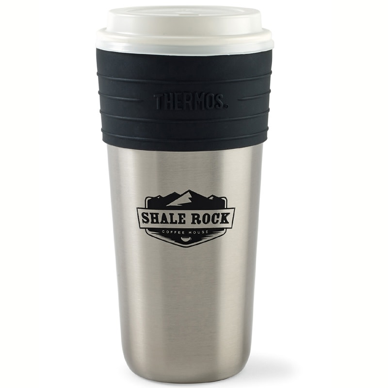 Thermos Coffee Cup Insulator - 20 oz. | SilkLetter
