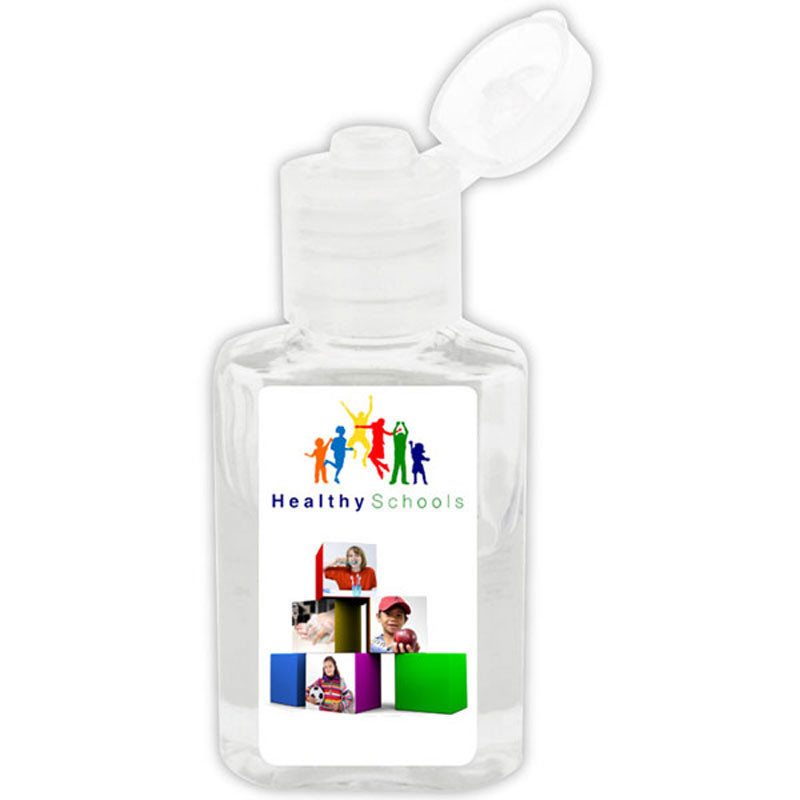 Hand sanitizer gel custom sanitizer gel silkletter for Custom printed hand sanitizer