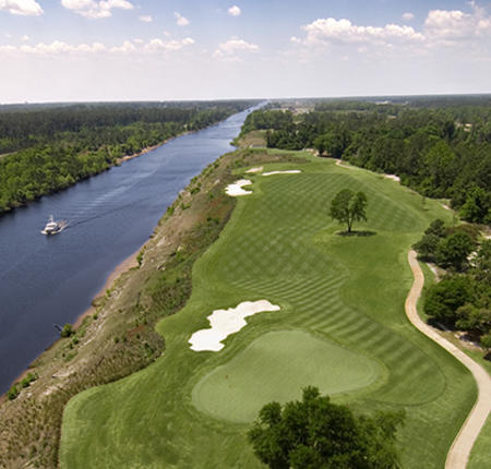 Grande Dunes - Spring's Most Rewarding Golf Package - Choose 4 Rounds Receive $100 Rewards Card