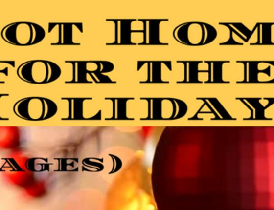 Not Home For The Holidays Improv Comedy Show (All Ages)