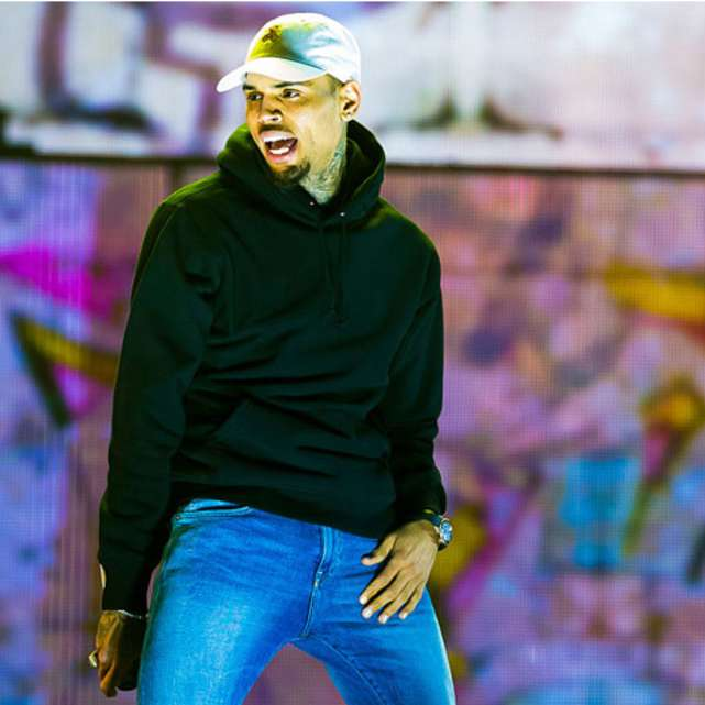 Chris Brown's 'The Party Tour'