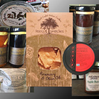 Local Asheville Artisan Foods Package