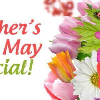 Mother's Day May Special