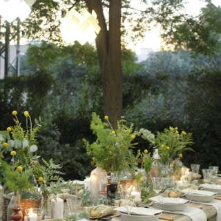 "Farm to Village   ""Dining under the stars"""