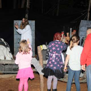 The Haunted Trail at Pisgah Brewing Co. (4th annual)