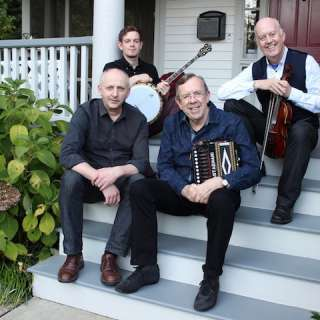 Celtic Music with The Brock McQuire Band