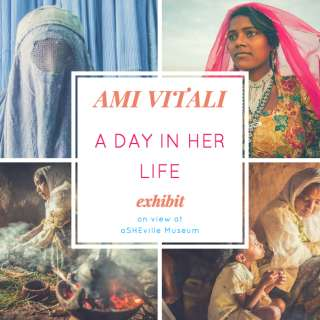 A Day In Her Life: Women From Around The World, photography exhibit by Ami Vitale