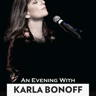 An Evening with Karla Bonoff - [singer/songwriter]