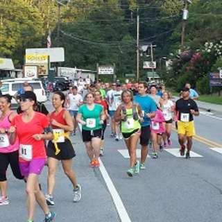11th Annual Race to the Rock (5K run or 25-mile bike)