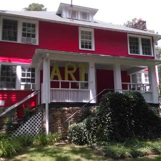 Art Showing at the Red House