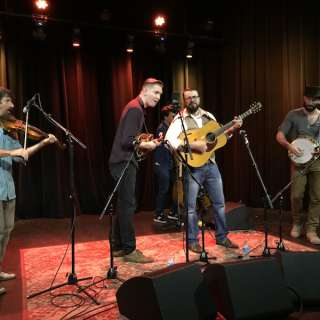 Tuesday Bluegrass Sessions hosted by Caleb Hanks & Copernicus