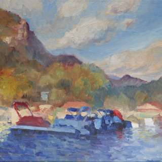 Opening Reception of Plein Mountain Air: Magic and Mystery