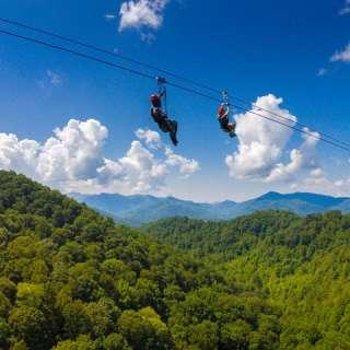 20% OFF Navitat's Blue Ridge Experience Zipline Adventure