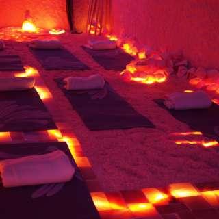 Yoga Nidra and Salt Therapy
