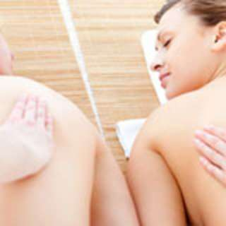 Indulgent Couples Massage Package