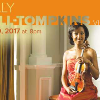 Kelly Hall-Tompkins, violinist
