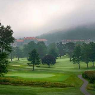 Golf Course at The Omni Grove Park Inn - 18 Holes for $50 + tax
