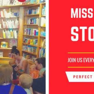 MISS MALAPROP'S STORYTIME