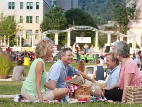 50th Annual Shindig on the Green