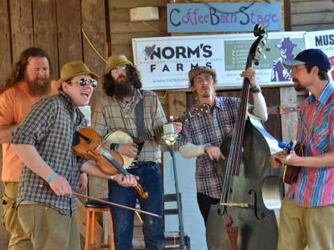 Old Time Jam at Altamont Brewing Company