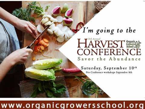 3rd Annual Harvest Conference