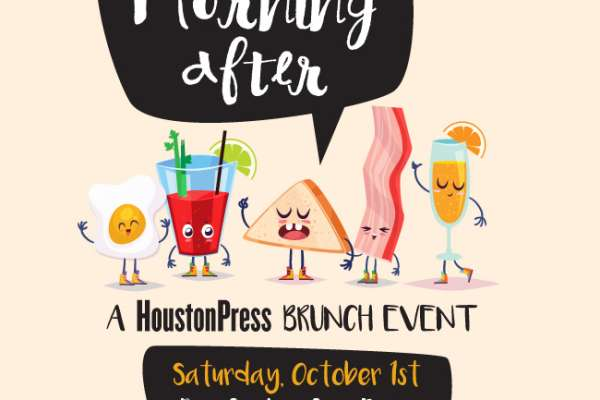 The Morning After, A Houston Press Brunch Event