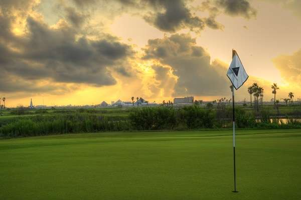 Weekend Stay & Play Golf Package For Two