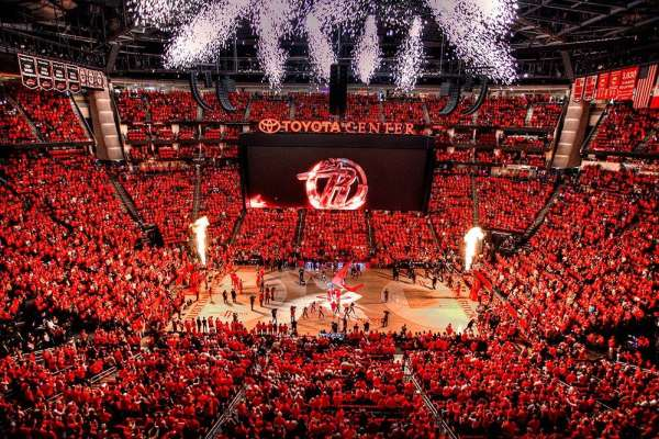 Houston Rockets vs. L.A. Clippers