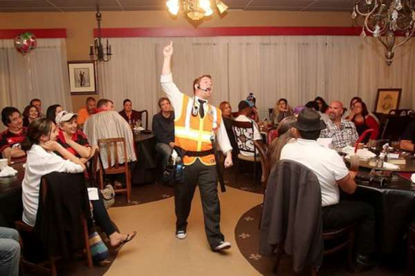 Mystery Dinner Theater with Murder by Chocolate