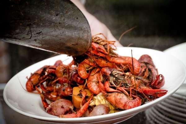 The Texas Rockin' Seafood Festival
