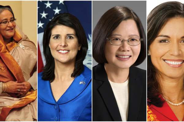 Bridging the Gender Gap: Female Politicians in Asia and the United States