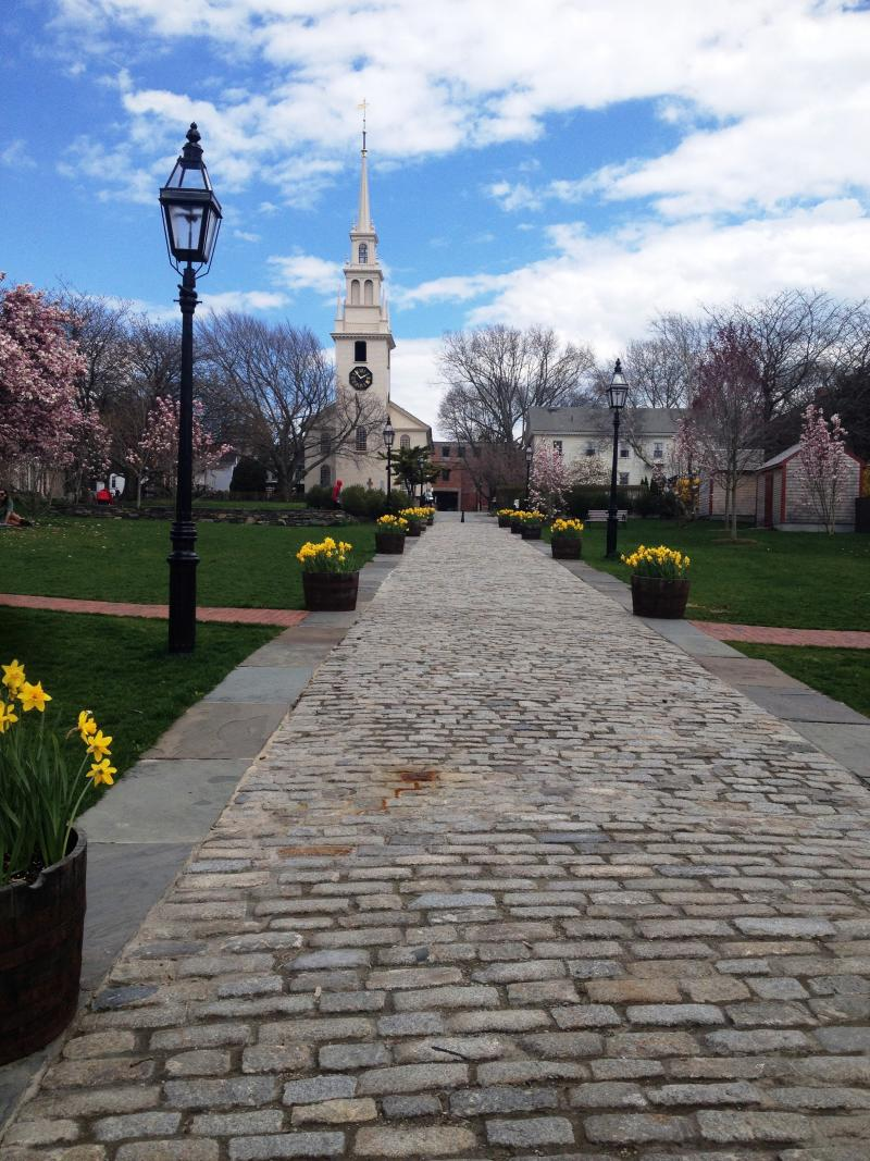 Washington Square Spring