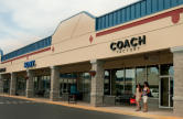 Tanger Outlets, Rehoboth Beach