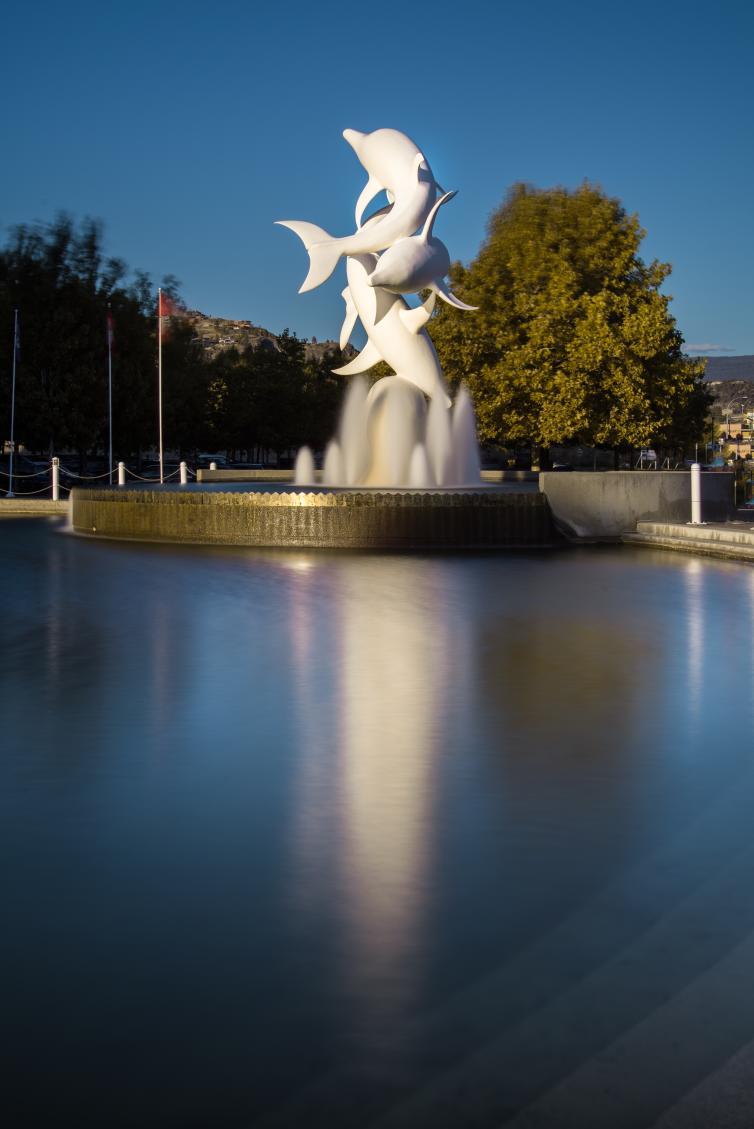 Rhapsody Statue