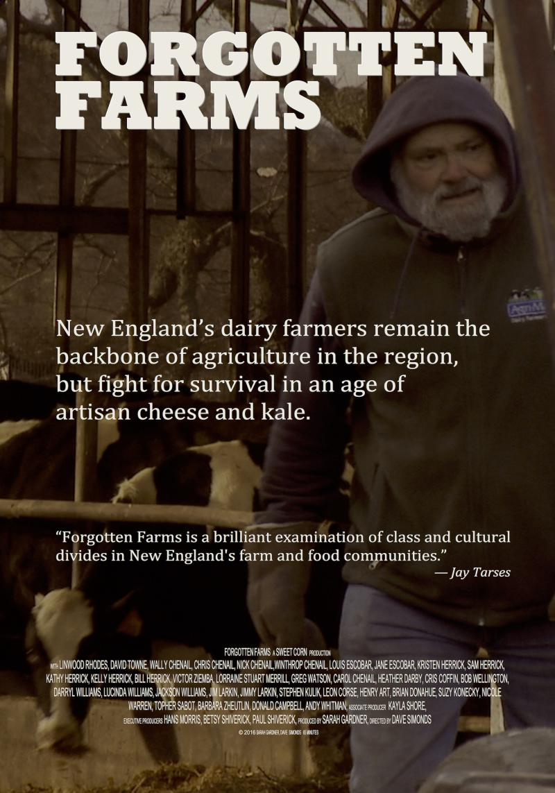Forgotten Farms Poster