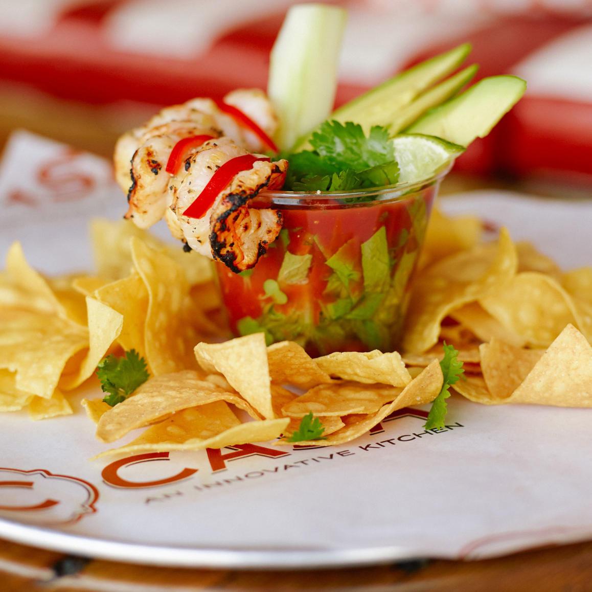 C Casa Shrimp