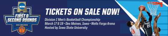 NCAA Tickets on sale