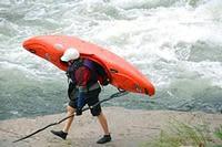 Ohiopyle-kayaker