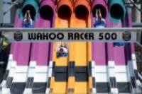 Six Flags Hurricane Harbor Woohoo Racer 500