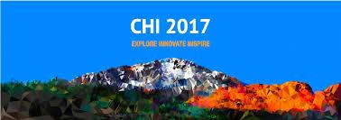 CHI 2017 Logo