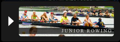 Rowing - Jr League Teams