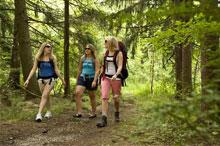 Ladies Hiking