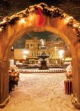 FSP Entrance Christmas