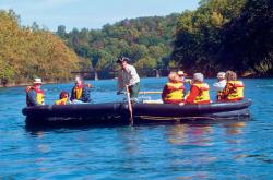 Historic Float Trip