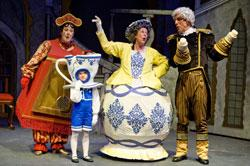Beauty and the Beast at Cottage Theatre