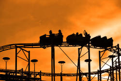 Sand Blaster Roller Coaster