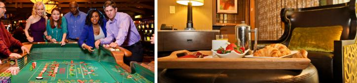 Gaming and Relaxation at L'Auberge Casino Resort