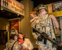 USAHEC Soldier's Experience Exhibit